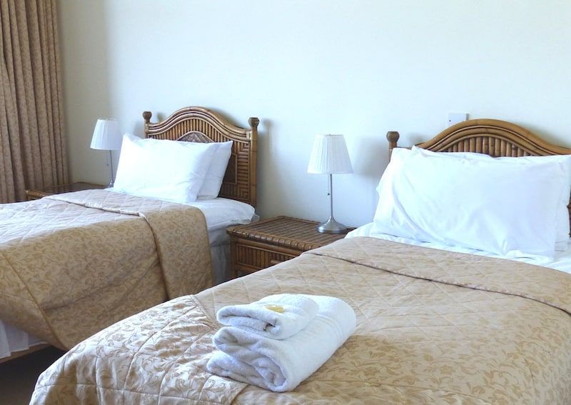 Buckland Hall Silent Retreat Venue single occupancy bedroom