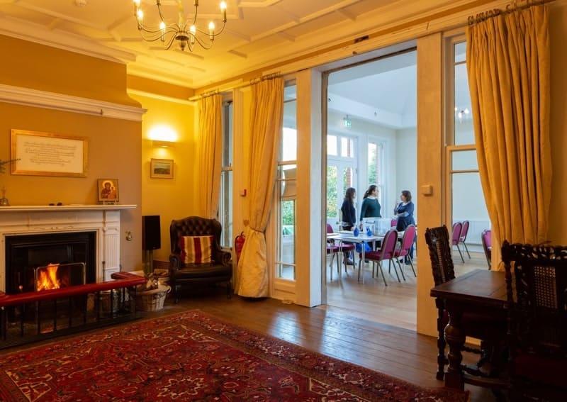 5 day silent retreat 2020 venue interior