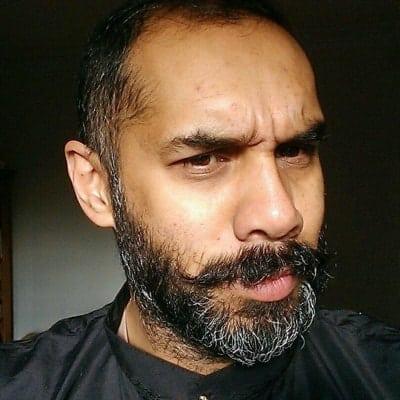 Ameet Malhotra Silent Retreat facilitator