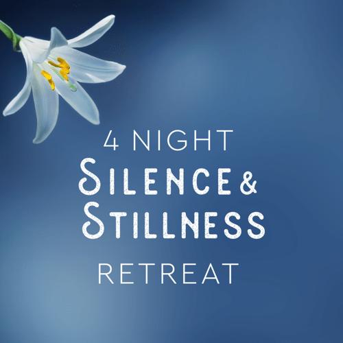 Four Night Silent Retreat header banner