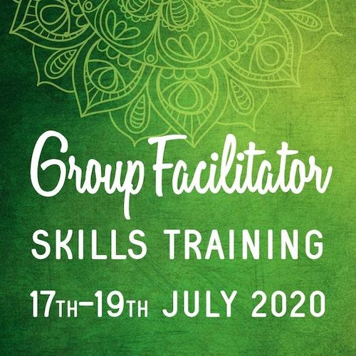 Group Leader Skills training course header banner
