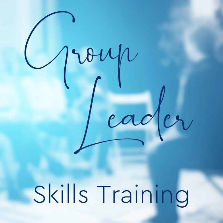 Group Leader Skills training course header banner