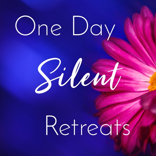 One-day silent retreat header banner